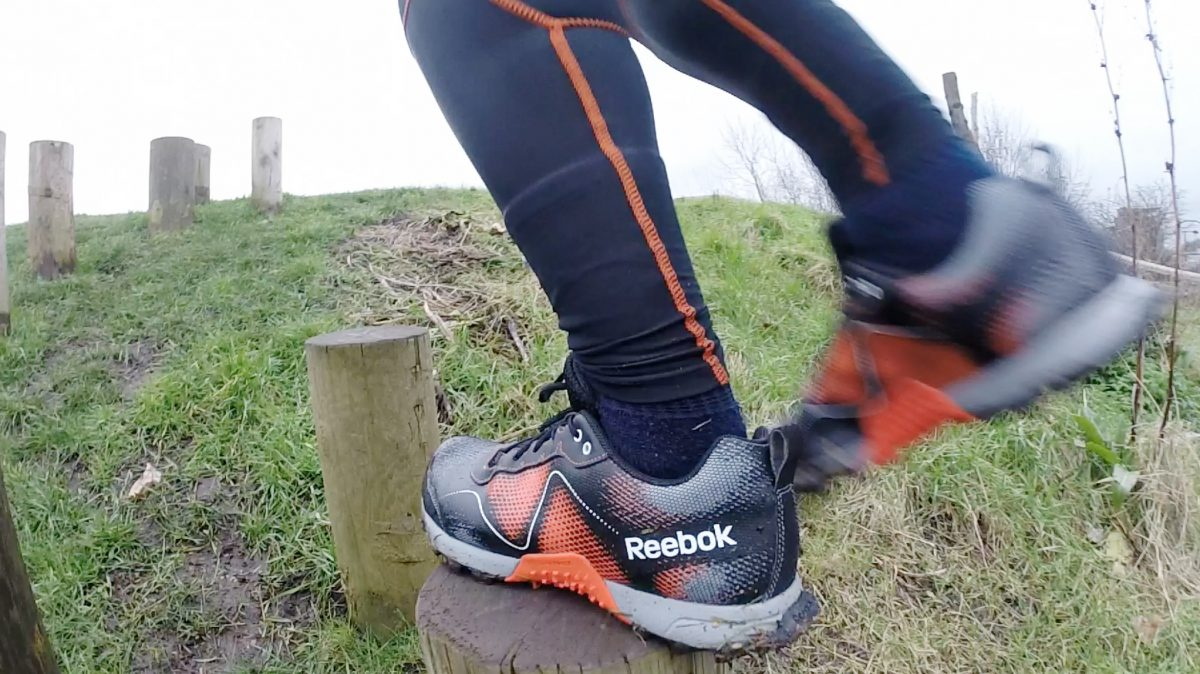 reebok wild extreme blae shoe review for obstacle races