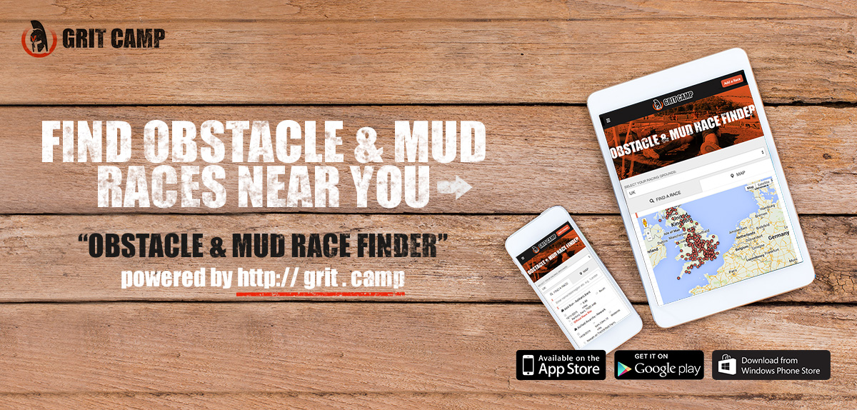 obstacle ocr mud race finder mobile app