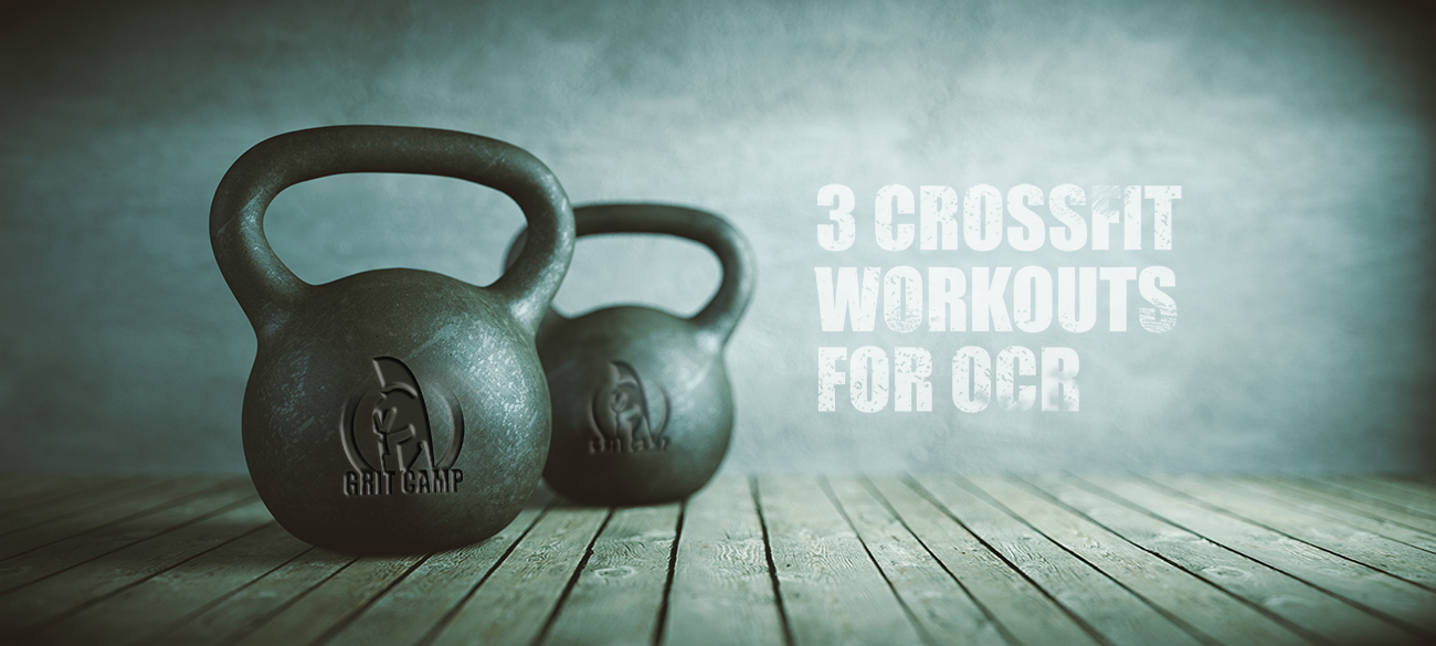 3 Crossfit Workouts Perfect for Obstacle Races