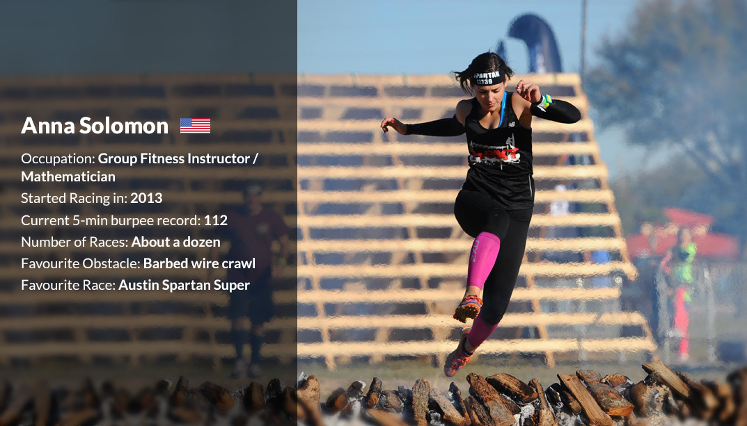 Plant-Powered Obstacle Racing with Anna Solomon