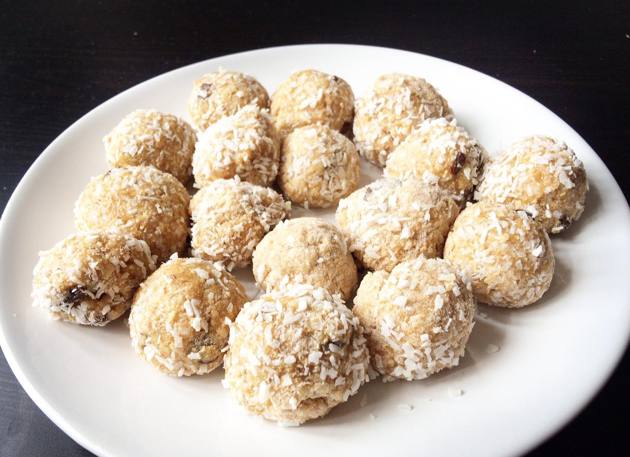 kickass protein balls recipe