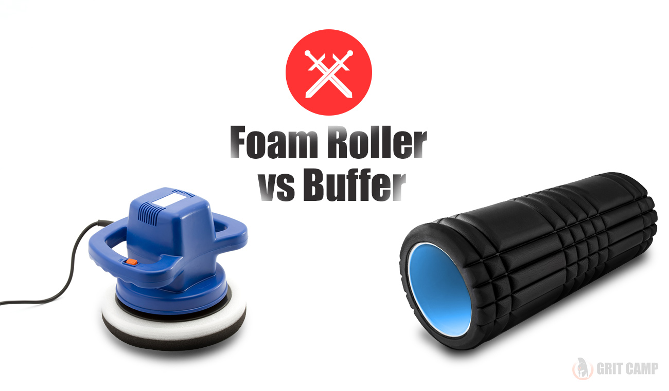 Mobility Battle: Foam Roller or Buffer?