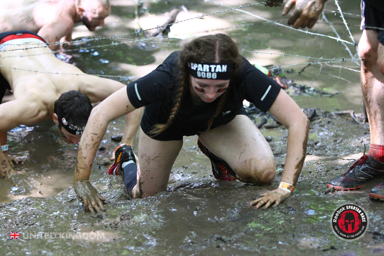 First Spartan Super training and experience