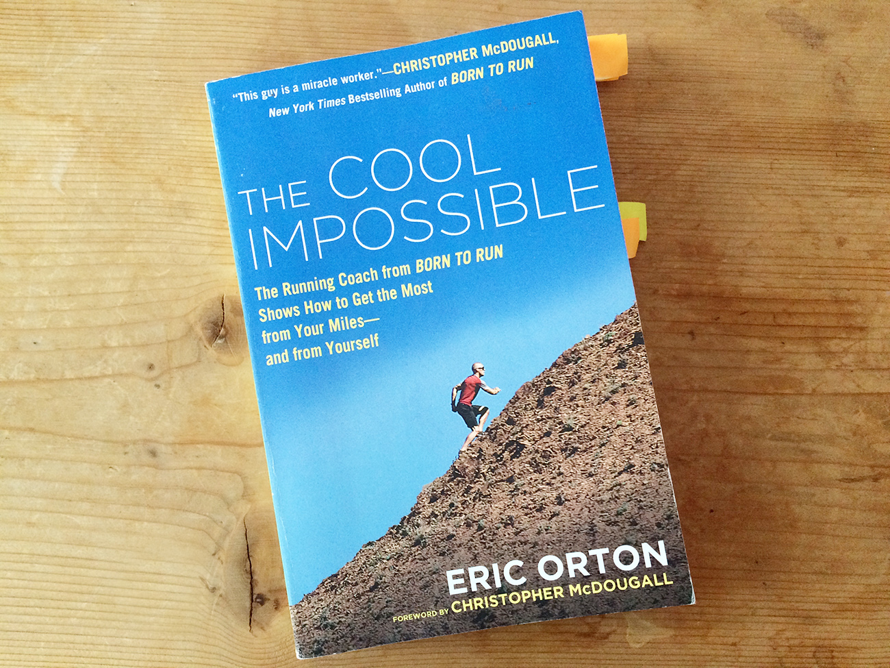 Improve Your Run, Find Your Cool Impossible