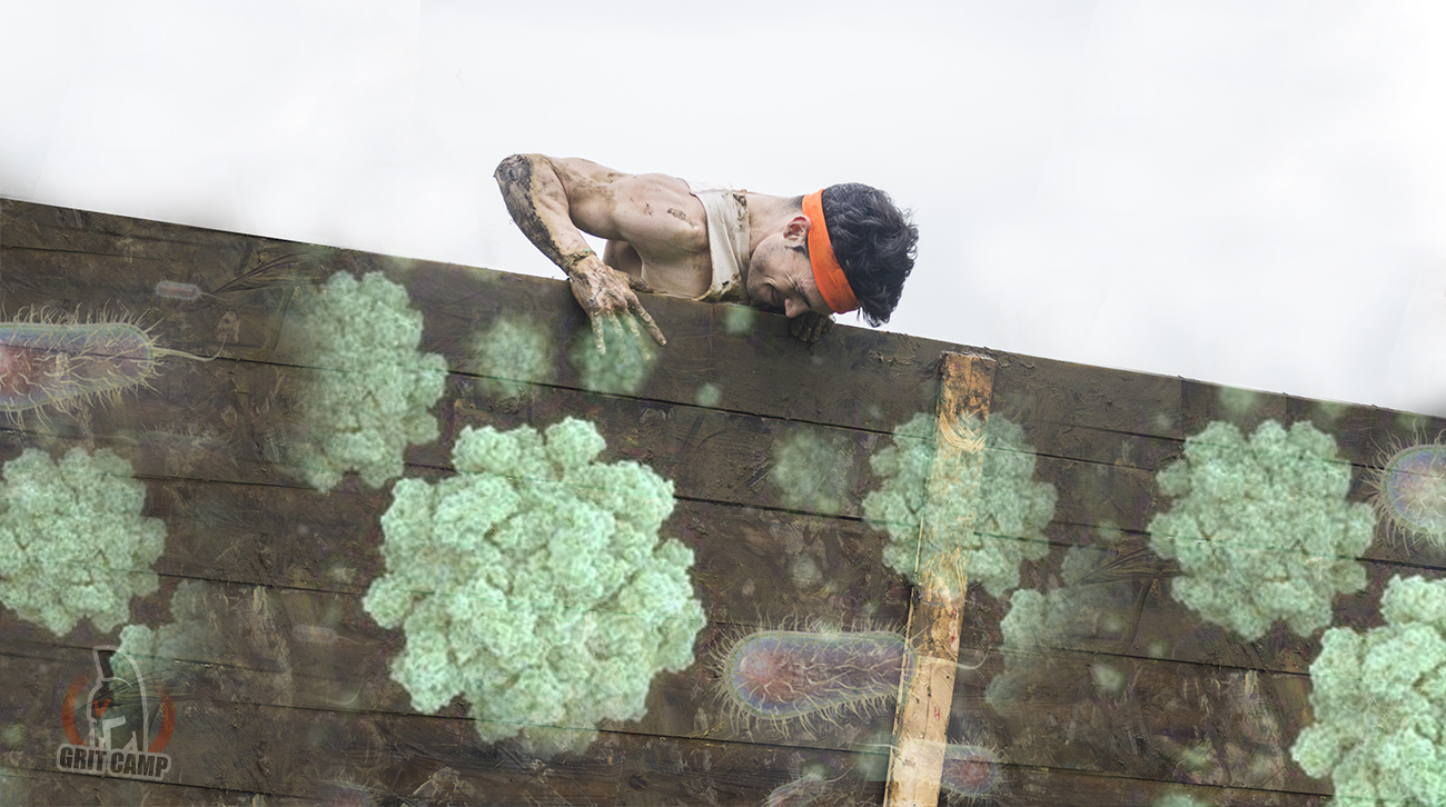 Lurking in the mud: dangerous diseases in obstacle races