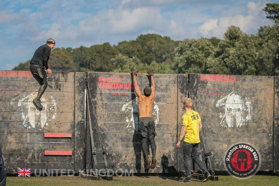 Spartan Race Volunteer
