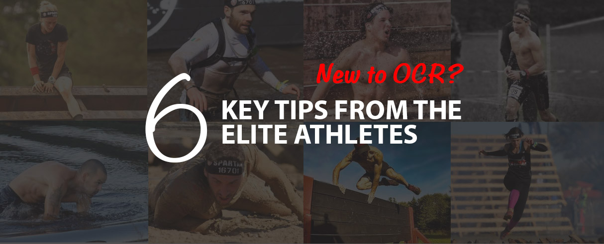 New to OCR? The 6 key tips from elite athletes