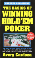 basics of winning holdem poker avery cardoza