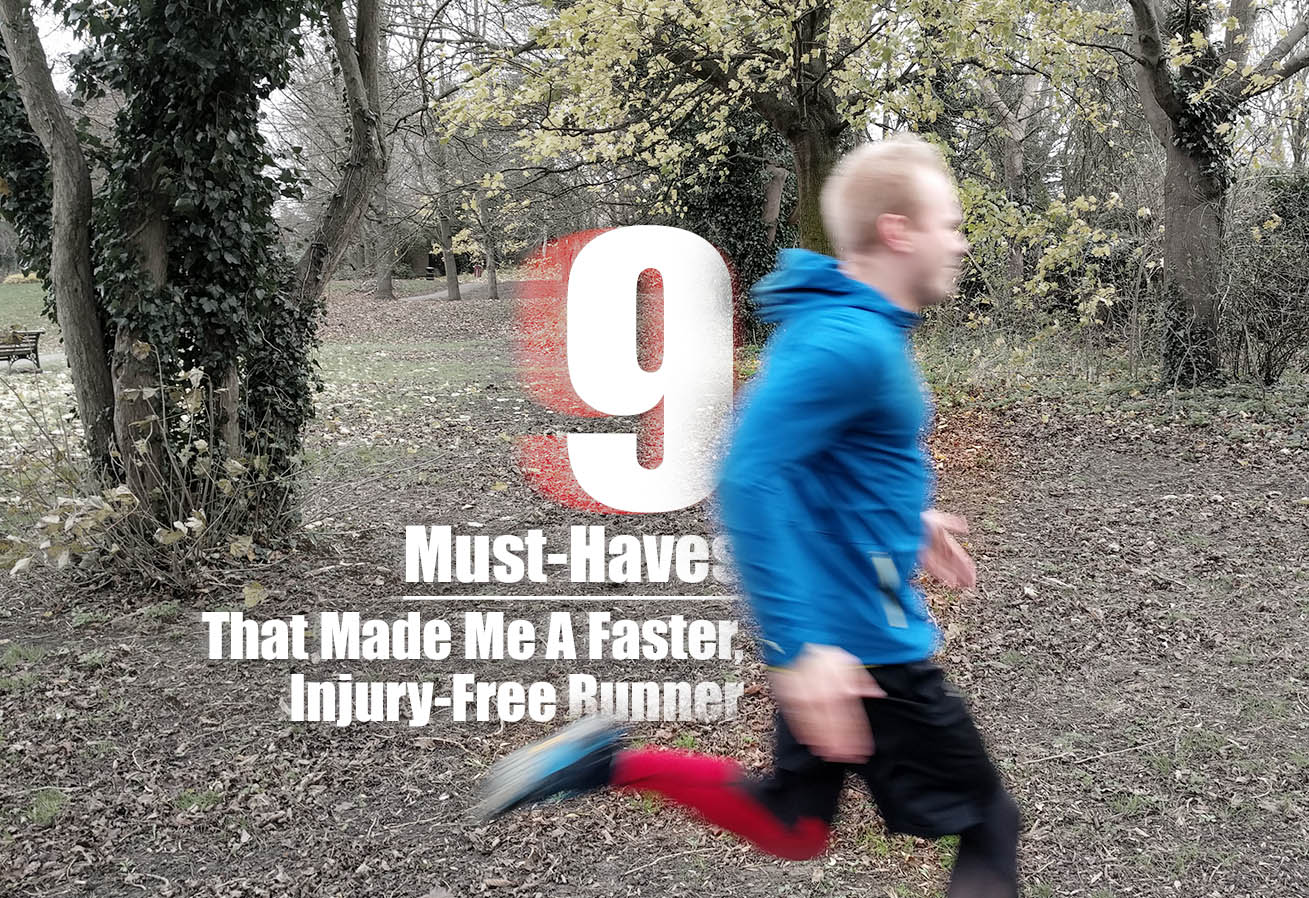 9 Must-Haves That Made Me A Faster, Injury-Free Runner