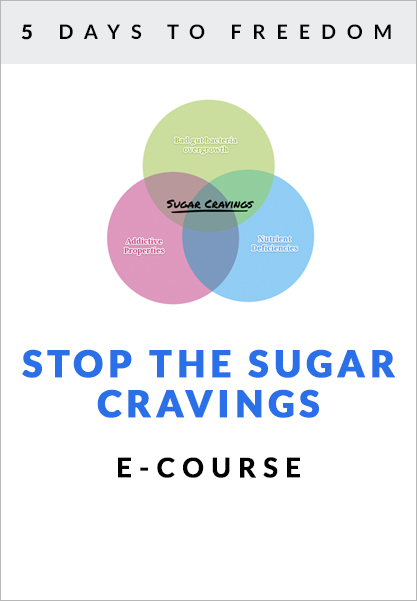 Stop The Sugar Cravings