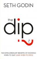 the dip seth godin