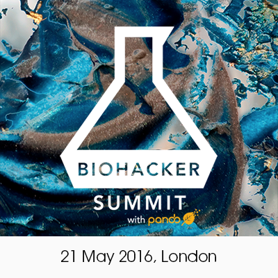 Biohacker Summit London 2016 Discount Code