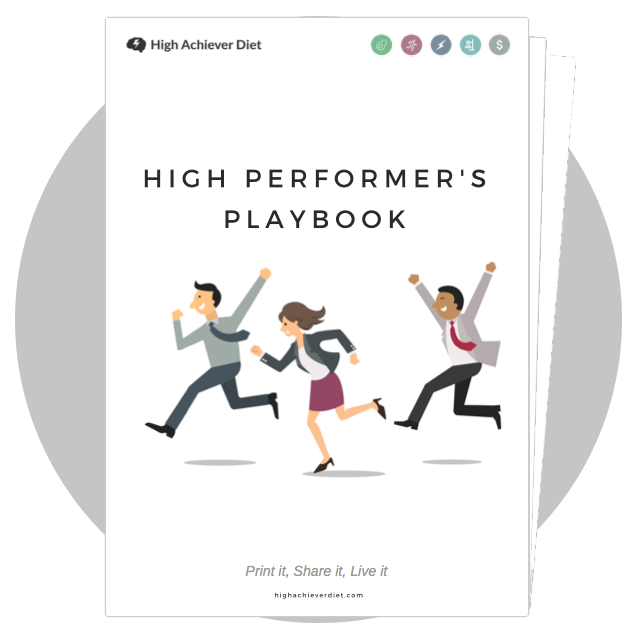 high performers playbook