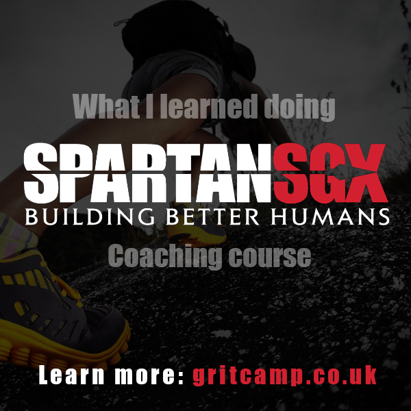 What I Learnt Doing the Spartan SGX Coaching Course