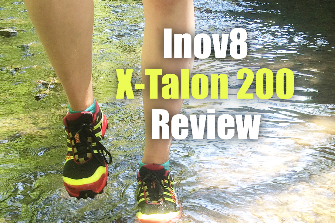 Inov8 X Talon 200, the minimal shoe for OCR