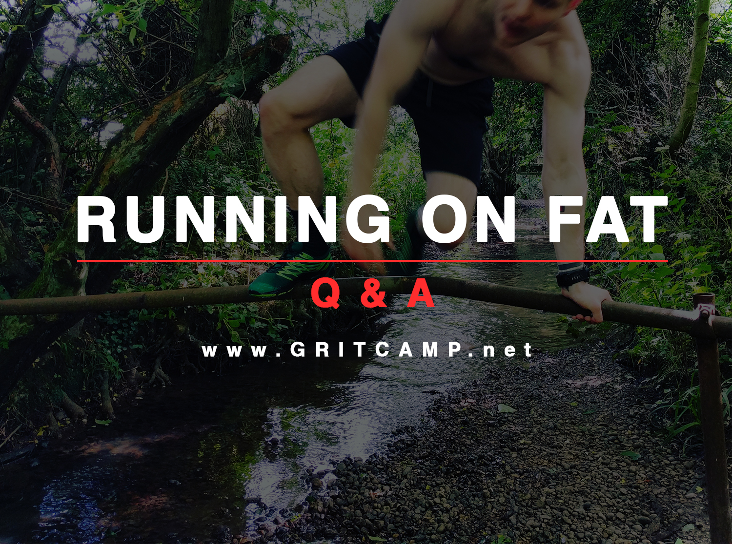 Running on fat: Q&A with V