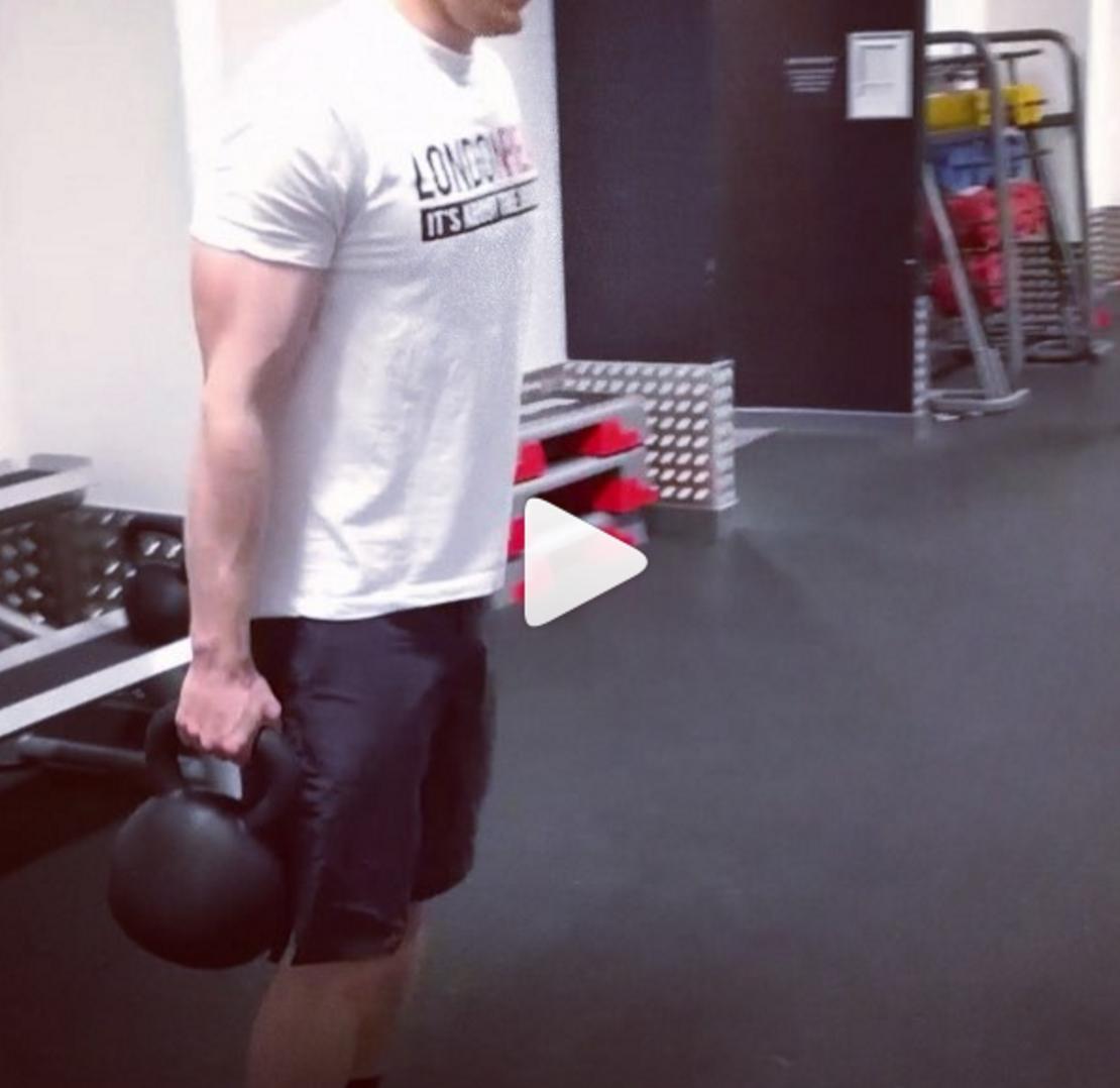 Week 37: No DOMS Leg Strengthening Routine