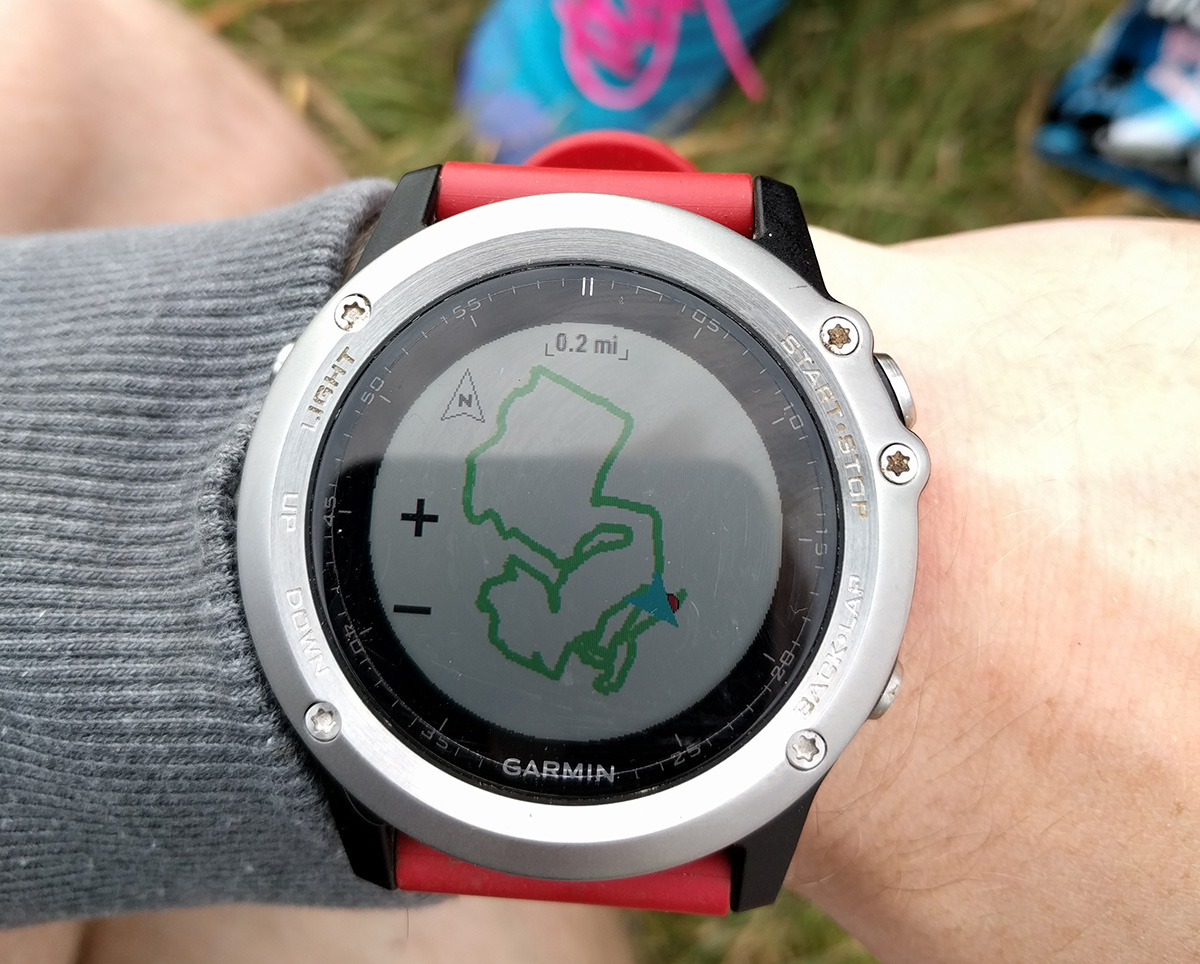 Garmin Fenix 3: The Adventure Watch For OCR?