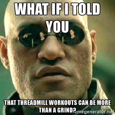 Treadmill Workout for Cold Off-Season Months (Week 44)