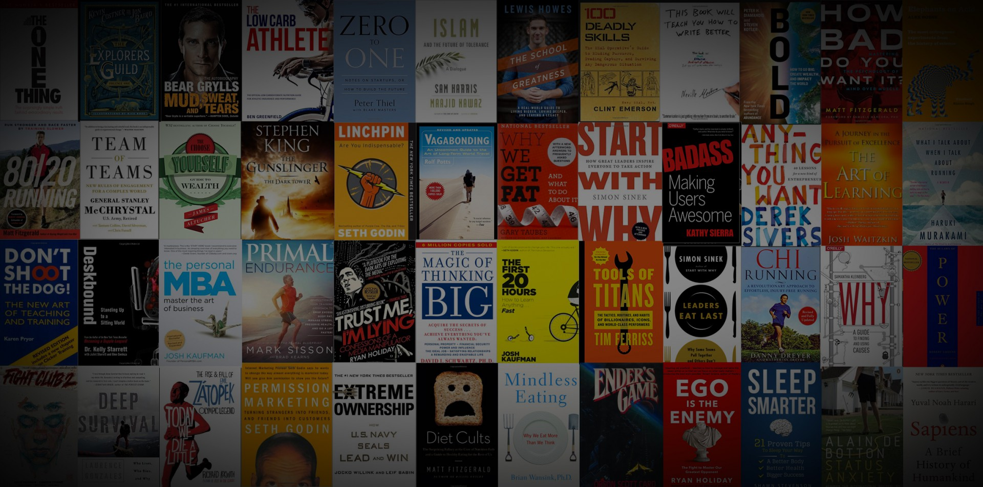 Another Year of 50+ Books, One Key Takeway and My Top Recommendations