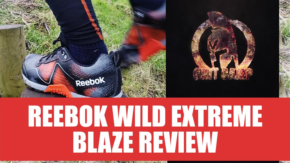 Reebok Wild Extreme Blaze Shoe Review