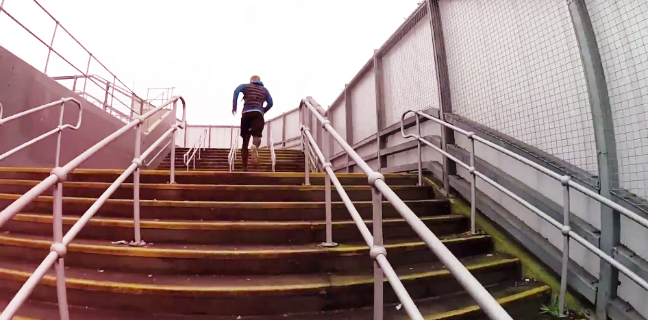 Dominate Stairs and Prepare for Spartan Stadium Races