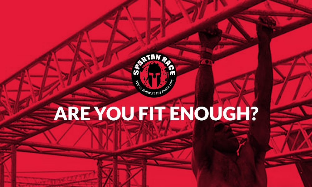 Are You Fit Enough For a Spartan Race?