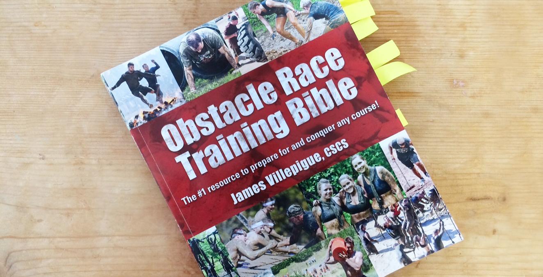 Obstacle Race Training Bible – J.Villepigue's Book Review