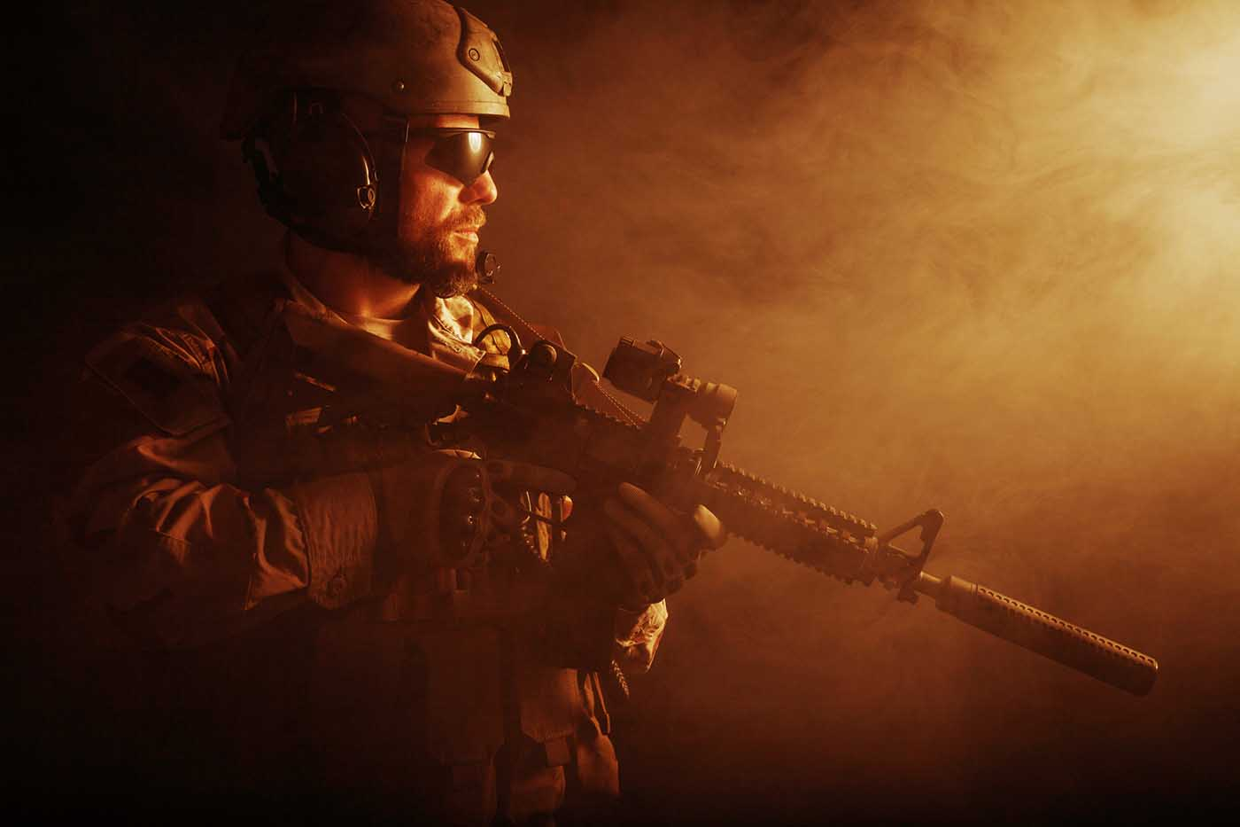 The Instant Stress Relief Strategy Used By SEALS in Combat