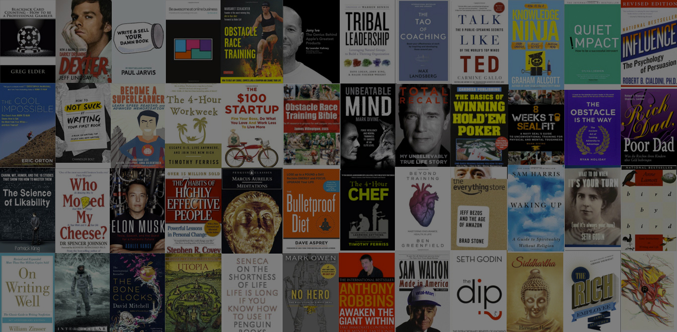 The key lesson I learned reading 50+ books in 2015