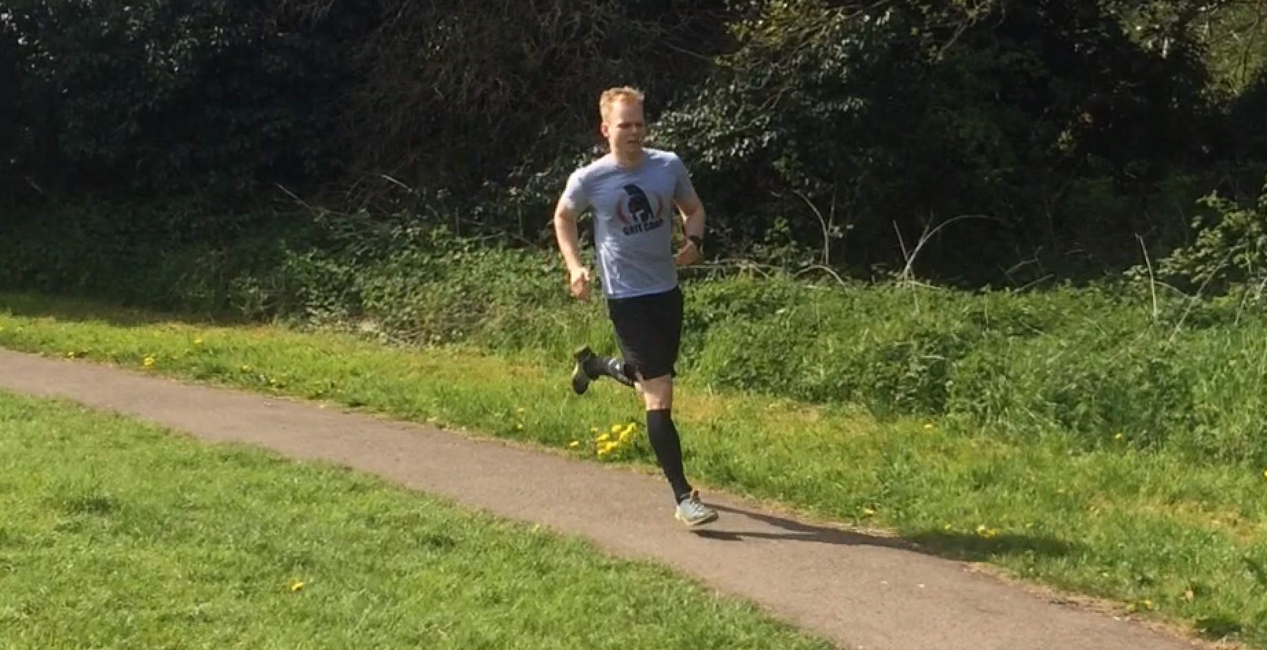 Week 18: Race Conditioning – Running with Burpees