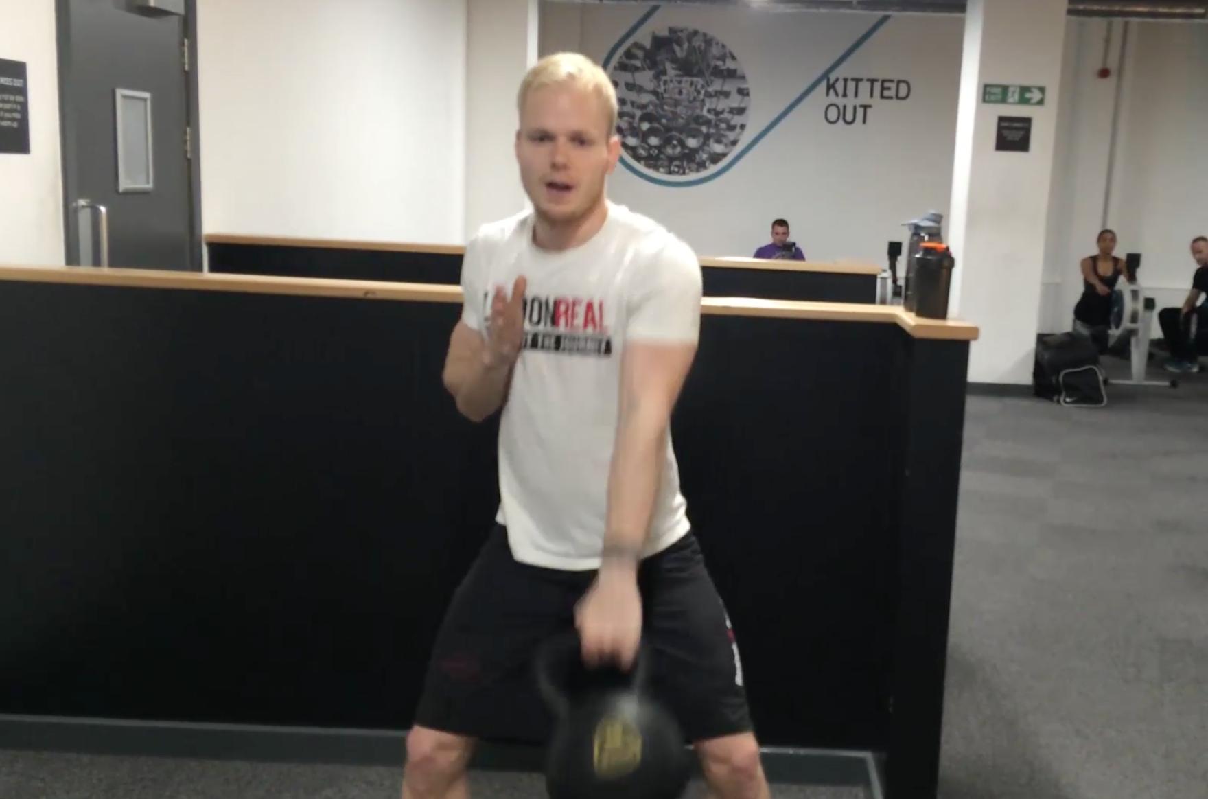 Week 34: Boulder Shoulders Kettlebell Routine