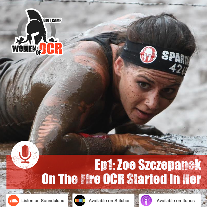 [The Women of OCR] Ep1: Zoe Szczepanek On The Fire OCR Started In Her