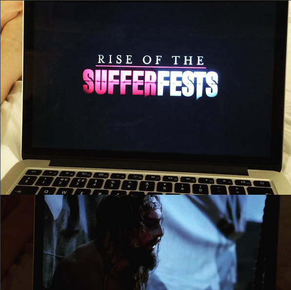 Why You Can't Miss the Rise of the Sufferfests