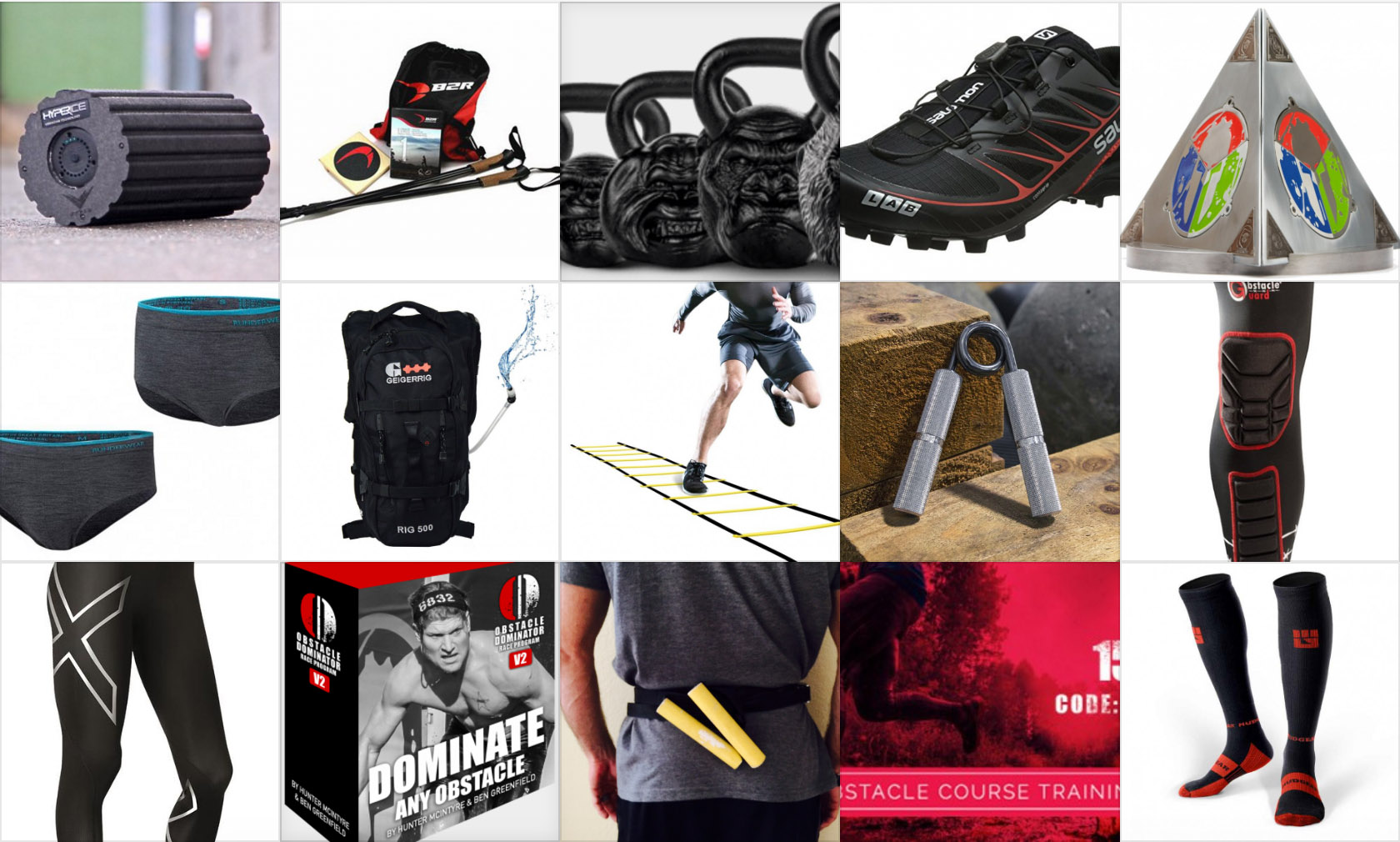 20 Christmas Gift Ideas for OCR Athletes
