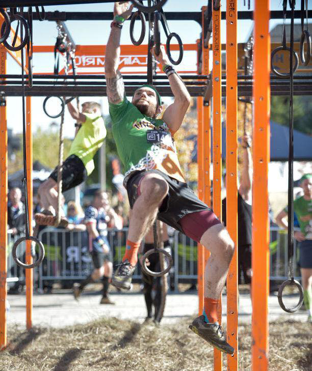 Train and Qualify for OCR World Championships with Ben O'Rourke