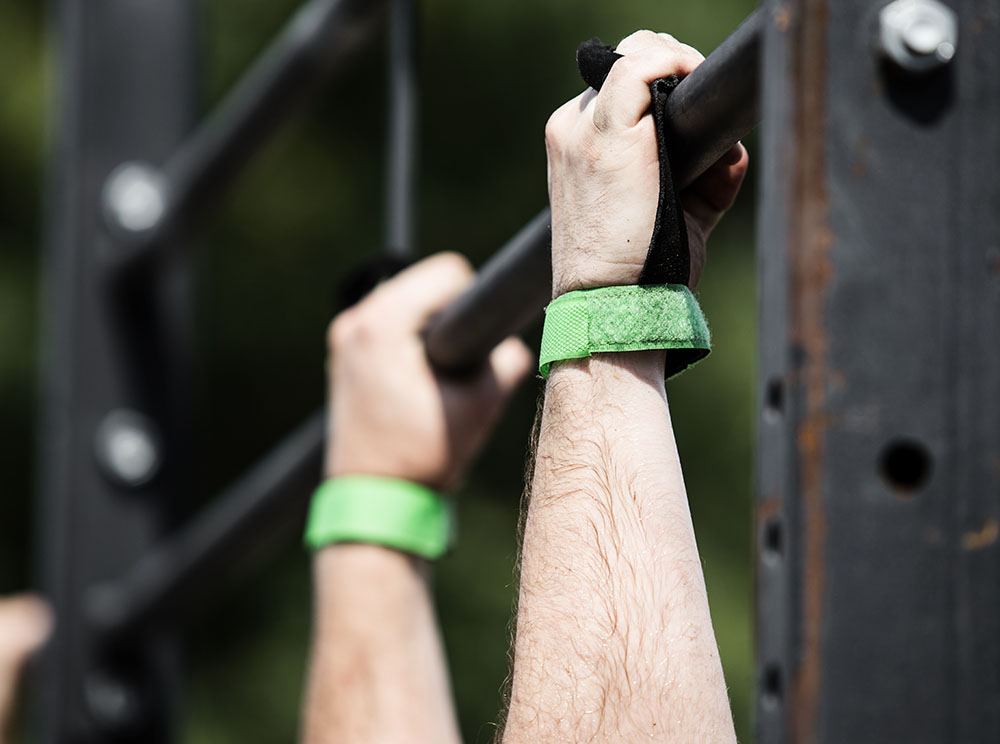 OCR Conditioning WOD: Intervals with Pullups (Week 43)