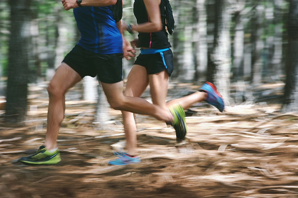 How to Run With a Partner When You're on Different Training Plans