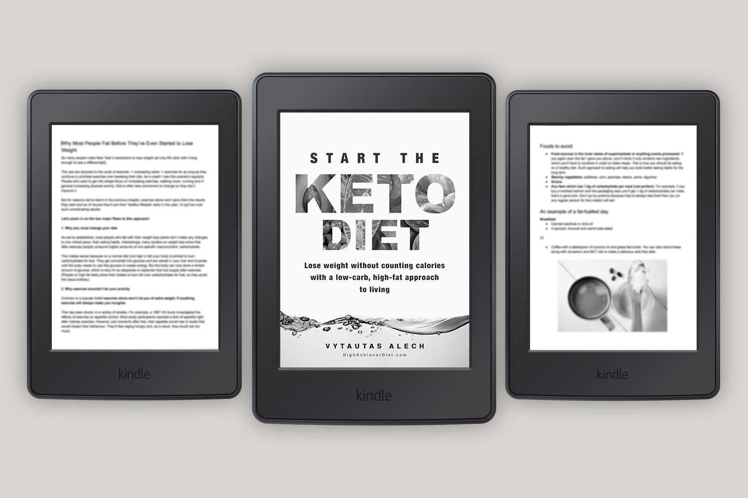 How to Start the Keto Diet – Low-Carb, High-Fat for the Best Weightloss Results
