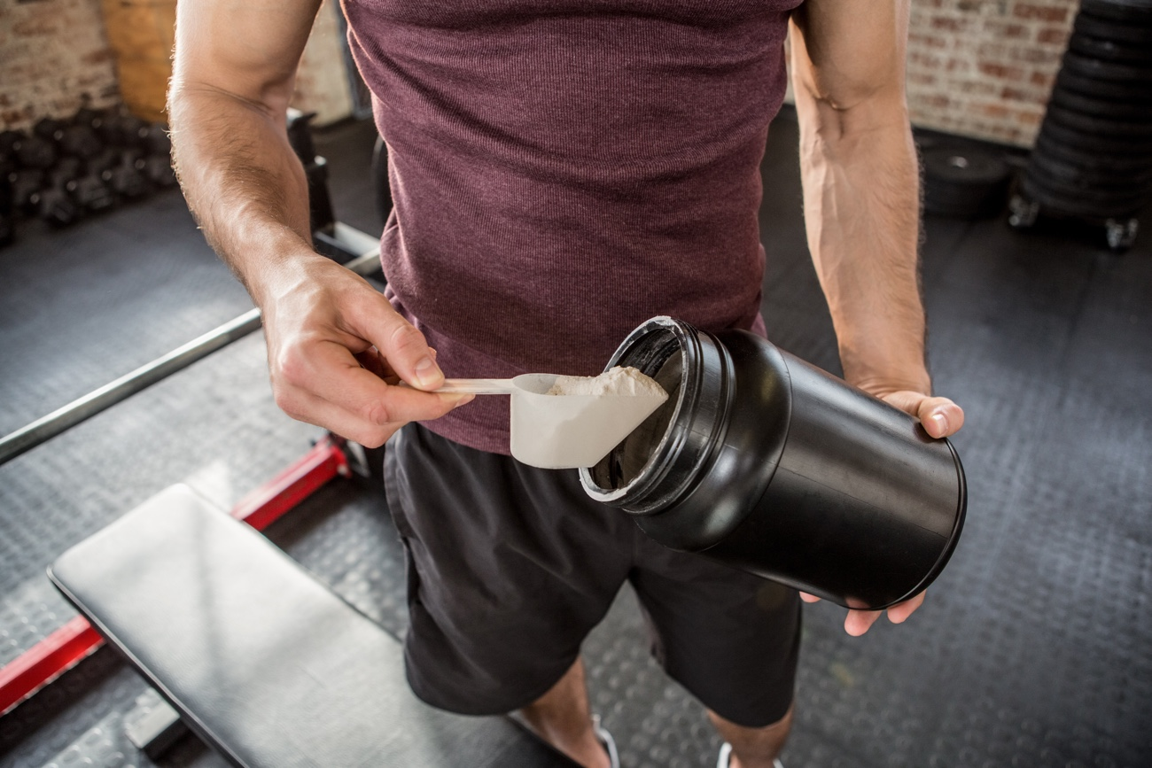 Supplements to Build Muscle and Lose Fat for Beginners