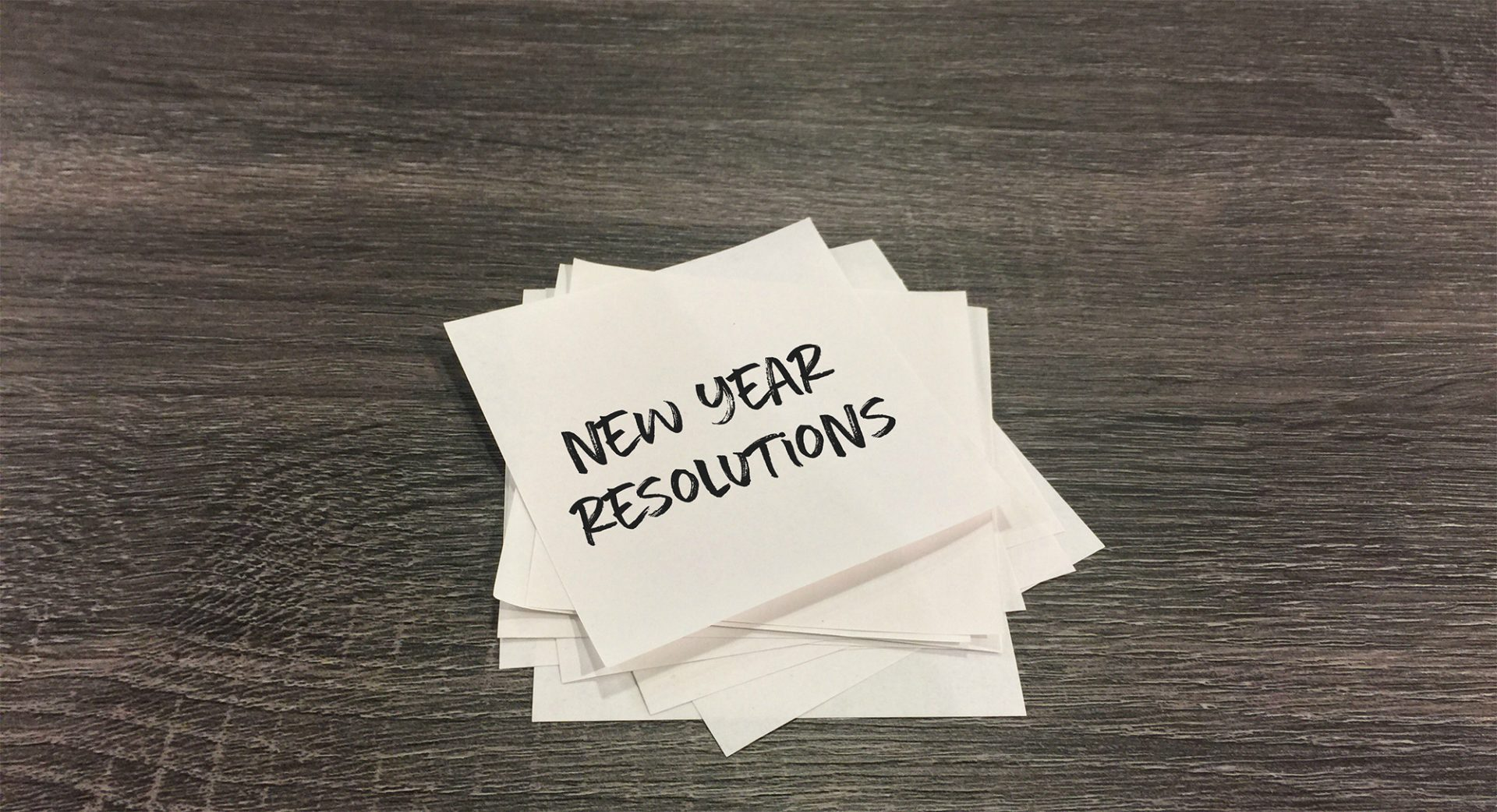 Why New Year Resolutions are Destined to Fail